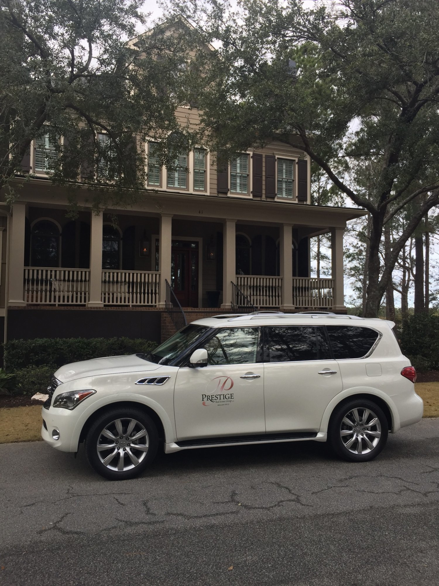 Prestige Real Estate Group QX56